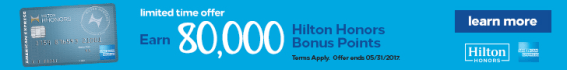 Hilton Honors™ Card from American Express