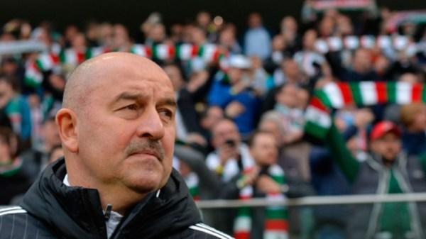 СМИ: Черчесов стал главным тренером сборной России по футболу
