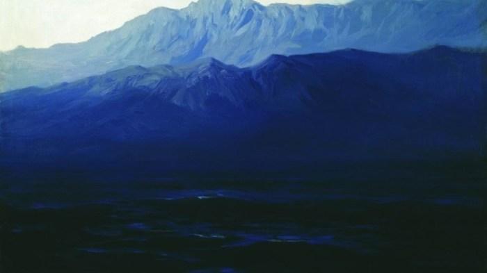 Из Третьяковской галереи похитили картину Куинджи с видами Крыма