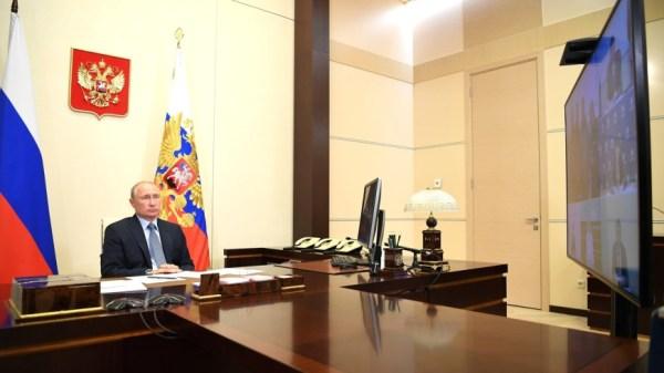Под контролем президента: Путин следит за ликвидацией ...