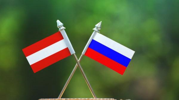 Путин и Курц обсудили сотрудничество России и Австрии, а ...