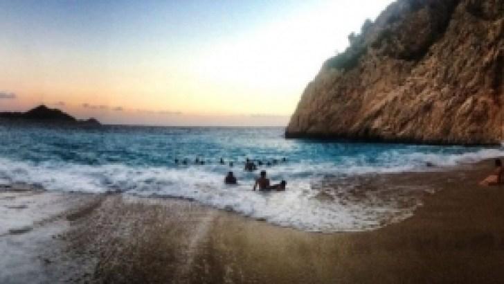 4. Kaputaş Plajı | Antalya