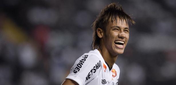 """Neymar, craque do Santos, participará do """"CQC"""" na segunda-feira (16)"""