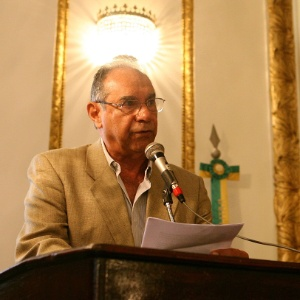 O coronel reformado do Exército Carlos Alberto Brilhante Ustra, em foto de 2007