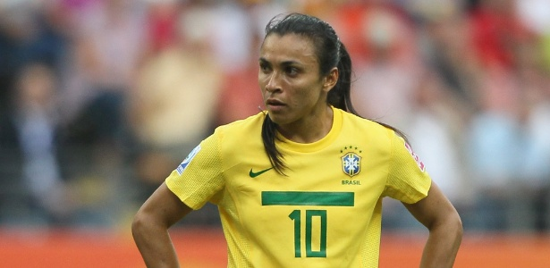 Cinco vezes eleita a melhor do mundo, Marta ficou sem o prêmio em 2011 e busca recuperá-lo