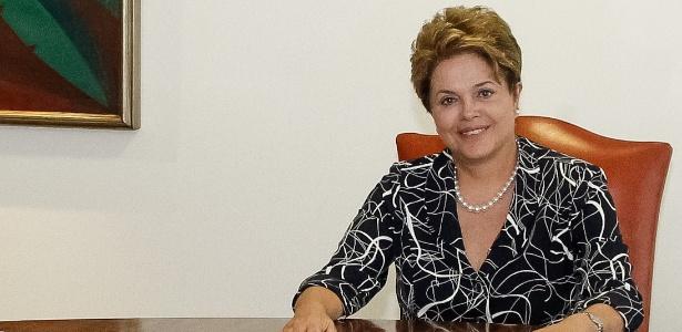 A presidente Dilma Rousseff destacou os desempenhos de Arthur Zanetti e Sarah Menezes em Londres