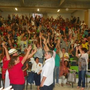 Professores de federais da Bahia decidiram nesta terça-feira (7) manter greve