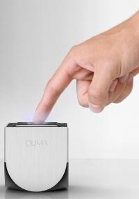 Menor que um cubo mágico, mas com um poder de 'console de verdade': o Ouya arrecadou mais de US$ 8 milhões no Kickstarter.
