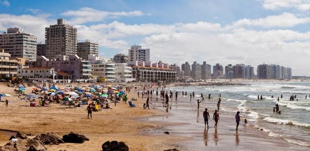 Punta del Este é um dos destinos mais turísticos do Uruguai