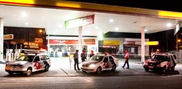 Soldado da PM à paisana foi assassinado a tiros em um posto de gasolina de Taboão da Serra (SP)