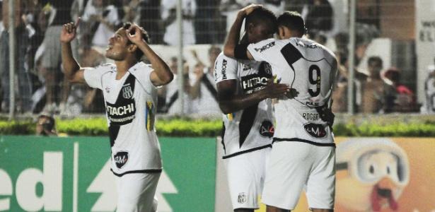 Vitória sobre o Cruzeiro e 'ajuda' dos rivais praticamente garantiu a Ponte na elite