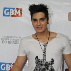 """Luan Santana no """"Caldas Country Show"""" (16/11/12)"""
