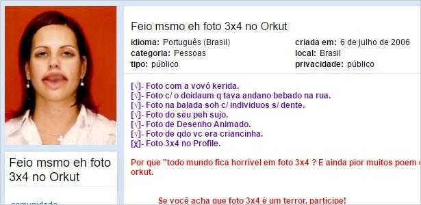 Reprodução/Orkut