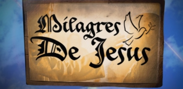 """Record está vendendo sua nova série bíblica, escrita por Renato Modesto, como """"Milagres de Jesus"""""""