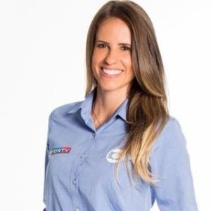 Joanna de Assis, repórter do SporTV