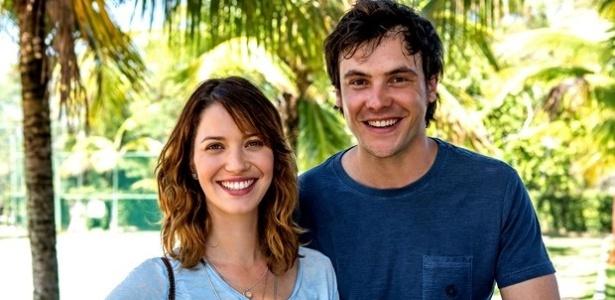 """Em """"Alto Astral"""", Nathalia Dill e Sérgio Guizé serão os protagonistas Laura e Caíque"""