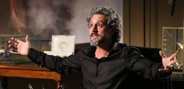 """José Alfredo recebe resultado de teste de paternidade em """"Império"""""""