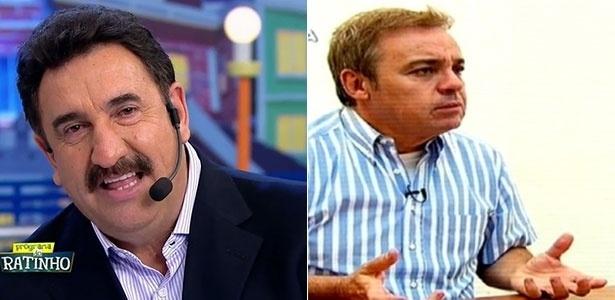 Ratinho, do SBT, e Gugu, da Record, disputam audiência