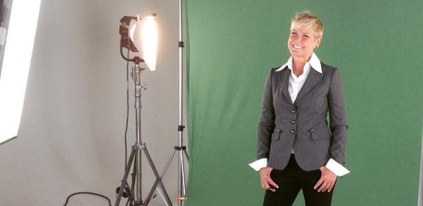 """Xuxa grava chamada para o """"Xuxa Meneguel"""", seu programa na Record"""