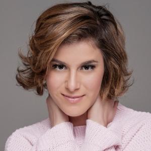 """Dani Moreno, a Aisha de """"Salve Jorge"""", na Globo, foi contratada pelo SBT"""
