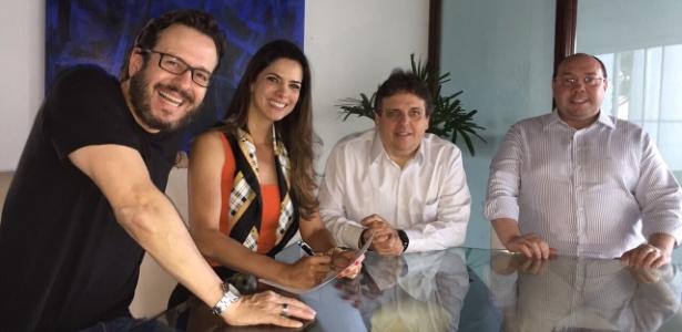 Mariana Leão assinou com a RedeTV! nesta sexta