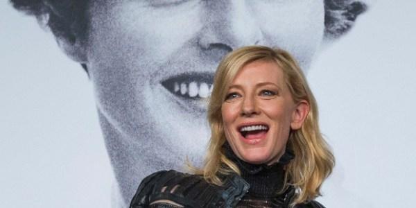 Cate Blanchett irá dirigir série australiana