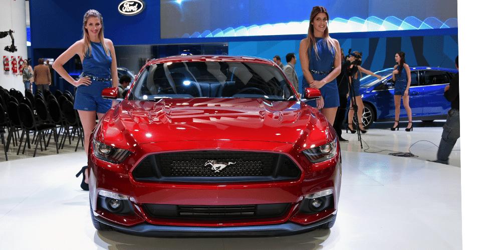 Resultado de imagem para Confira galeria dos principais destaques do Salão do Automóvel 2016