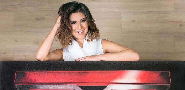 """Fernanda Paes Leme é a apresentadora do X-Factor"""""""
