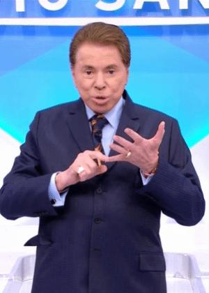 Silvio Santos faz o que quer com a programação do SBT