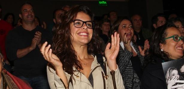 A atriz Paloma Bernardi