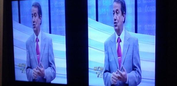 Imagem de R.R. Soares aparece duplicada para espectadores de Alphaville