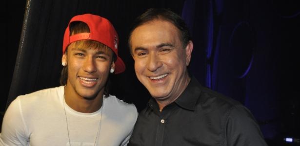 Neymar e Amaury Junior vão gravar juntos