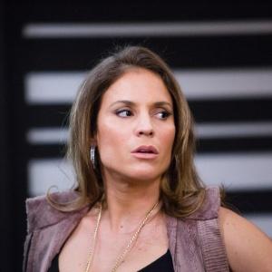 """Maíra Charken interpretou a delegada Vera em """"Babilônia"""""""