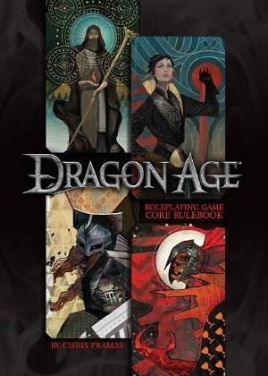 """RPG de mesa é baseado no universo de """"Dragon Age"""" criado pela BioWare"""