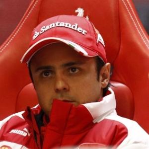 Massa no treino livre para o GP do Canadá