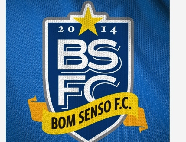 Distintivos do Bom Senso F.C. no Facebook