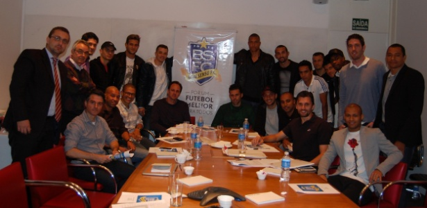 Primeira reunião presencial do Bom Senso F.C. foi realizada na última segunda-feira, em São Paulo