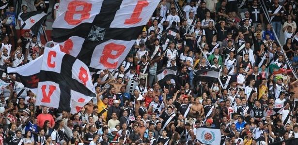 Torcida do Vasco promete lotar São Januário em partida contra o Corinthians
