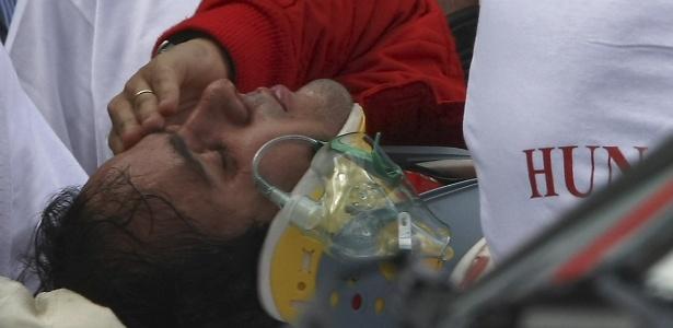 massa apos acidente no gp da hungria de 2009 mola se desprendeu do carro de barrichello e acertou seu capacete 1472735579775 615x300 - Felipe Massa anuncia aposentadoria da Fórmula 1 após 14 temporadas