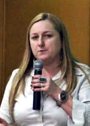 Delegada de São Bento do Sul (SC), Ângela Roesler, foi presa acusada de 76 crimes, entre eles desvio de dinheiro público, lavagem de dinheiro, estelionato e associação com bicheiros