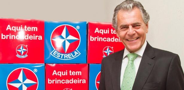 Carlos Tilkian, presidente da fabricante brasileira de brinquedos Estrela