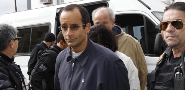 O presidente da construtora Odebrecht, Marcelo Odebrecht, e outros 11 presos da 14ª fase da operação Lava Jato