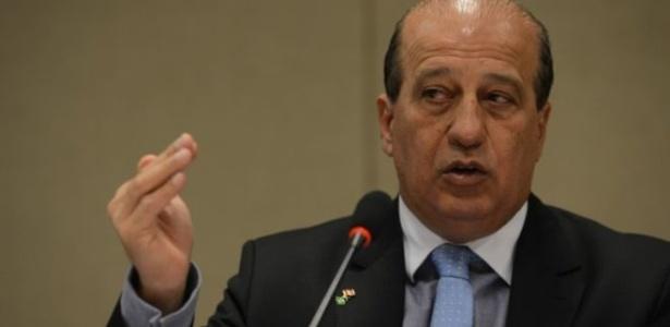 O ministro Augusto Nardes, do TCU