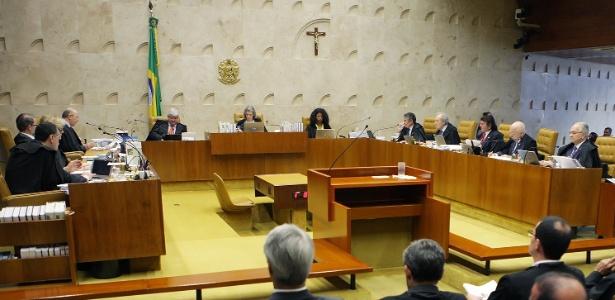 Veja como cada ministro do STF votou sobre afastamento de Renan - Fellipe Sampaio/SCO/STF
