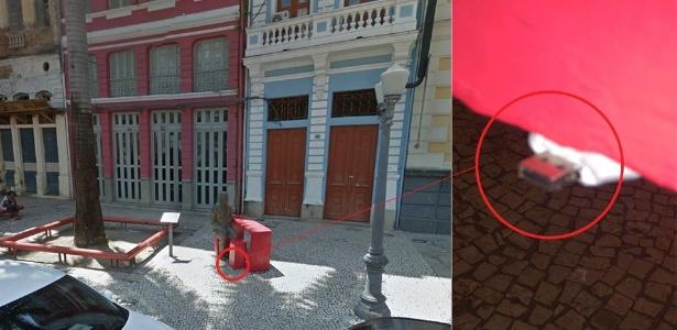 """Artista cria """"caça ao tesouro"""" mundial com pen drives e inclui o Brasil"""