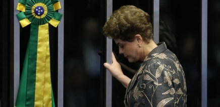 Resultado de imagem para Senado aprova impeachment de Dilma, e Temer será efetivado presidente do Brasil
