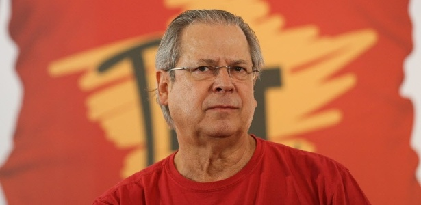 O ex-ministro da Casa Civil José Dirceu (PT)