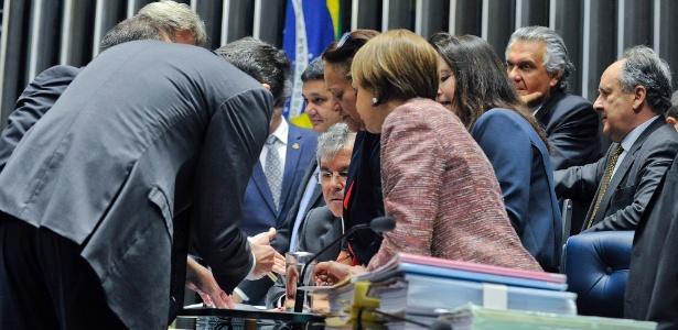 Discursos de senadores na votação do impeachment podem se arrastar por mais de 16 horas - Jane de Araújo/Agência Senado