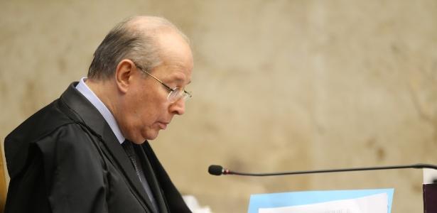 Celso de Mello sugere manter Renan na presidência do Senado - Dida Sampaio/Estadão Conteúdo