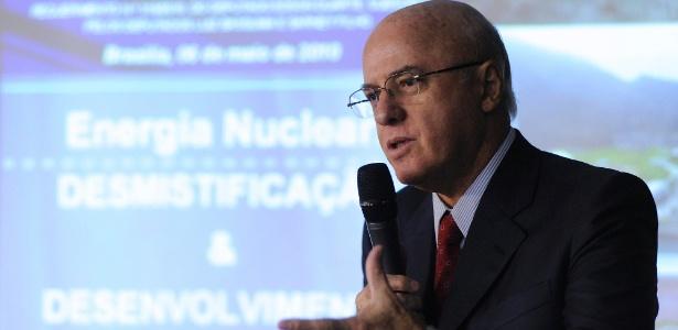 Othon Luiz Pinheiro da Silva, presidente licenciado da Eletronuclear